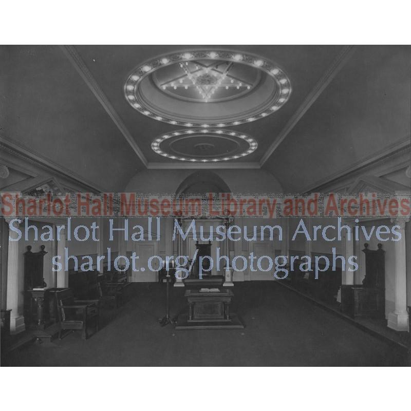 Aztlan Lodge, Masonic Temple, Prescott, Arizona
