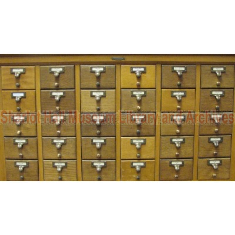 Files, Perza Earl