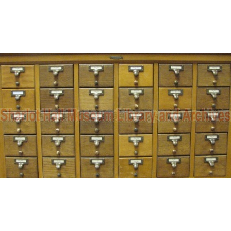 Arizona - State Library, Archives & Public Records