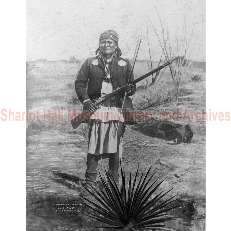 Apache Warrior Geronimo