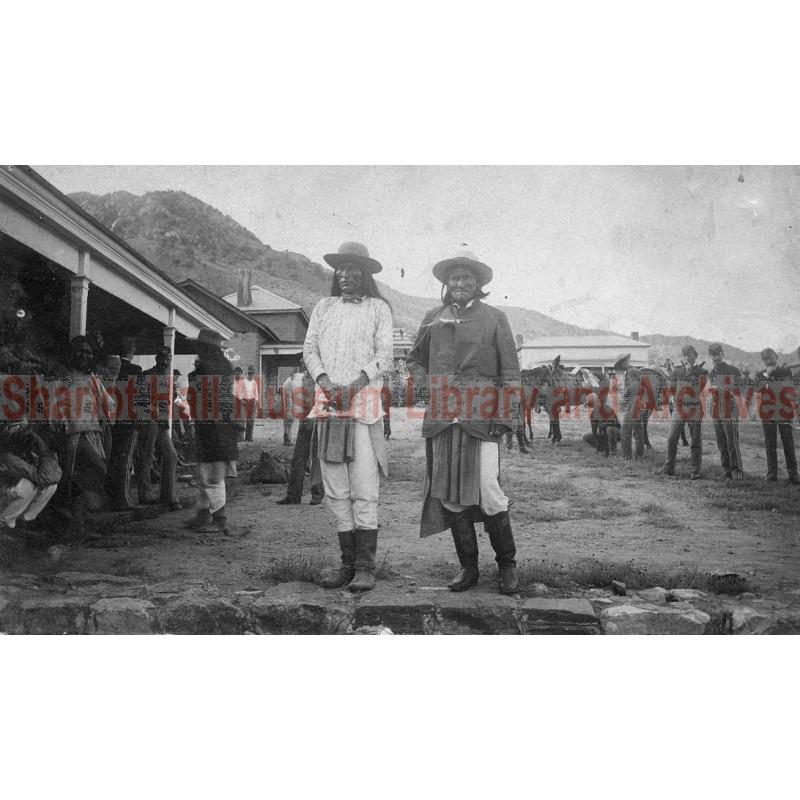 Apache Chief  Niche & Leader Geronimo