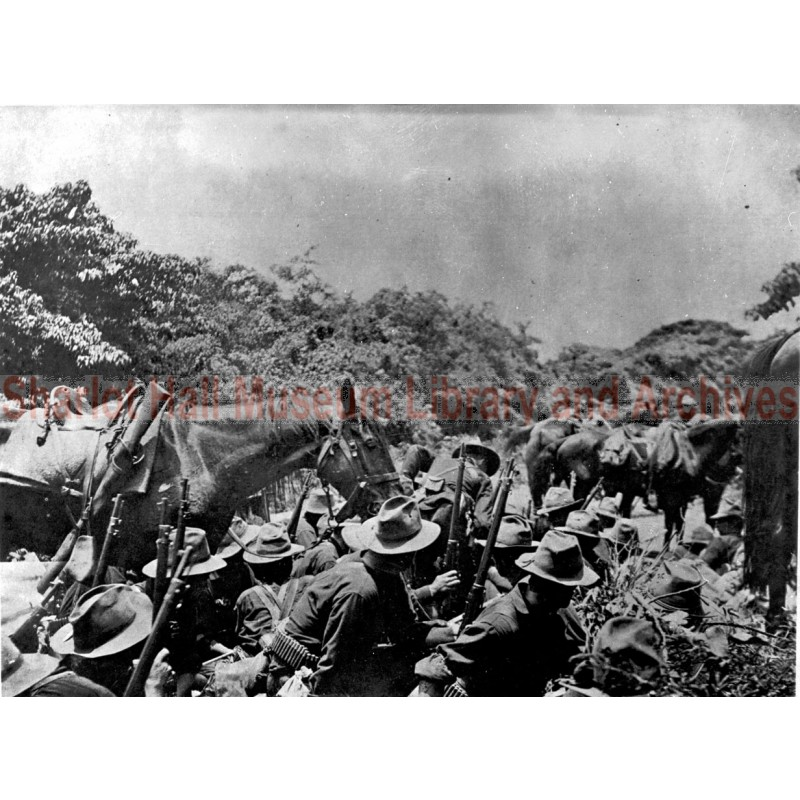Action in Spanish-American War