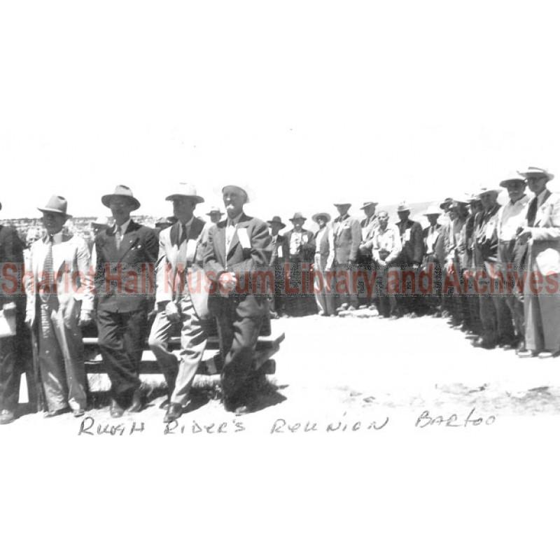Rough Rider Reunion, Prescott, Arizona