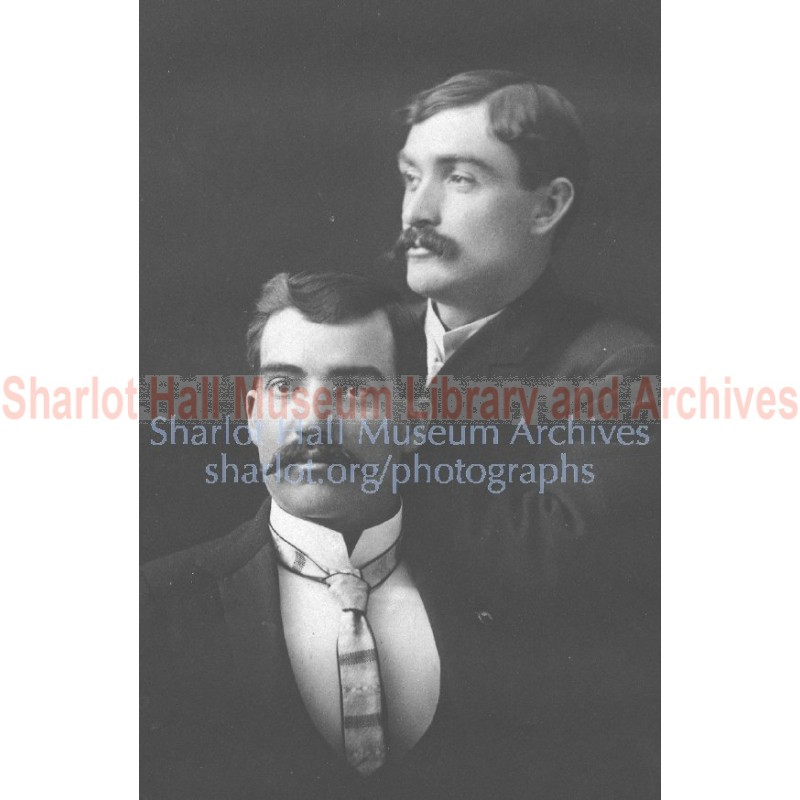 "Brothers - Chancy & John ""Ben"" Townsend, Jr."
