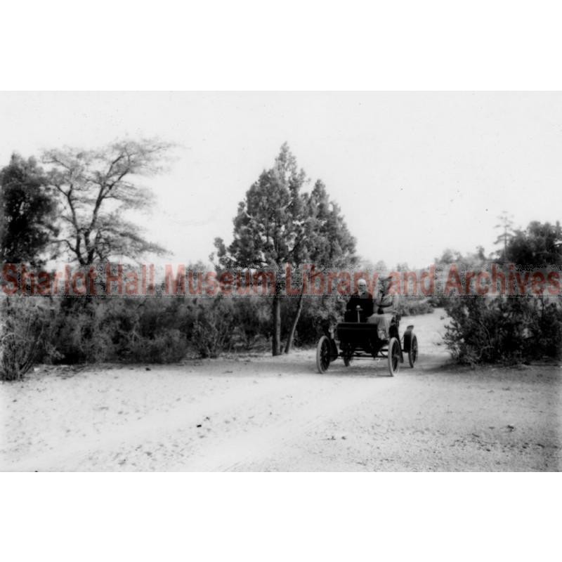 1905 car, Arizona