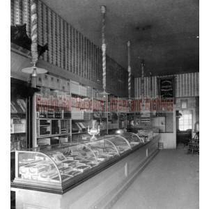 Aitken Prescott Cigar Store interior, Prescott, Arizona