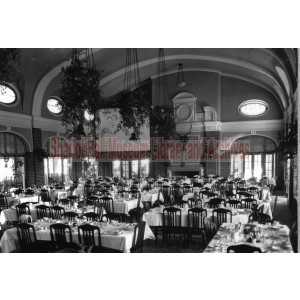 Elks Club Lobby & Dining Room, Prescott, Arizona