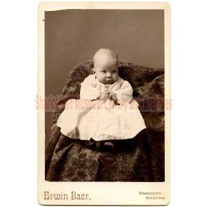 Charles Boblett baby photo