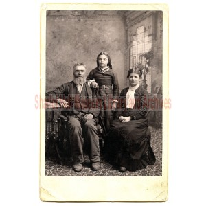 John, Amanda & Mary