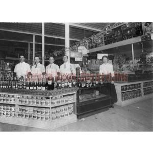 Bashford-Burmister Store interior, Prescott, Arizona