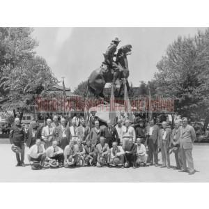 Spanish American War Veterans, Courthouse Plaza, Prescott, Arizona
