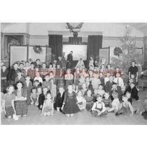 Children's Christmas Party, Elks Lodge, Prescott, Arizona