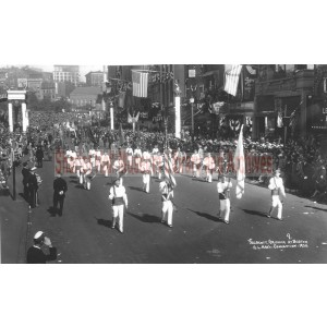 Prescott, Arizona, American Legion Drum and Bugle Band, Boston, Massachusetts