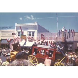 Sharlot Hall Museum Stage Coach Parade entry, Prescott, Arizona