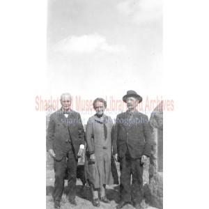 Sharlot Hall, John Duke and John Mahony