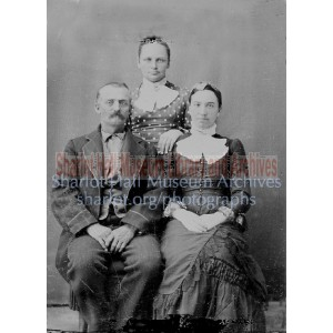 Sharlot, and her Uncle and Aunt Boblett