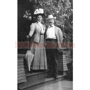 Mr. and Mrs. William Tipton
