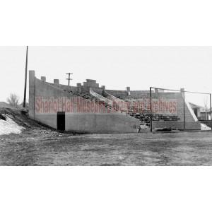 Prescott City Park & Ballfield Grandstand (Ken Lindley Park), Prescott, Arizona