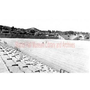 Completed Construction of the Prescott City Ball Park (Ken Lindley Park), Prescott, Arizona